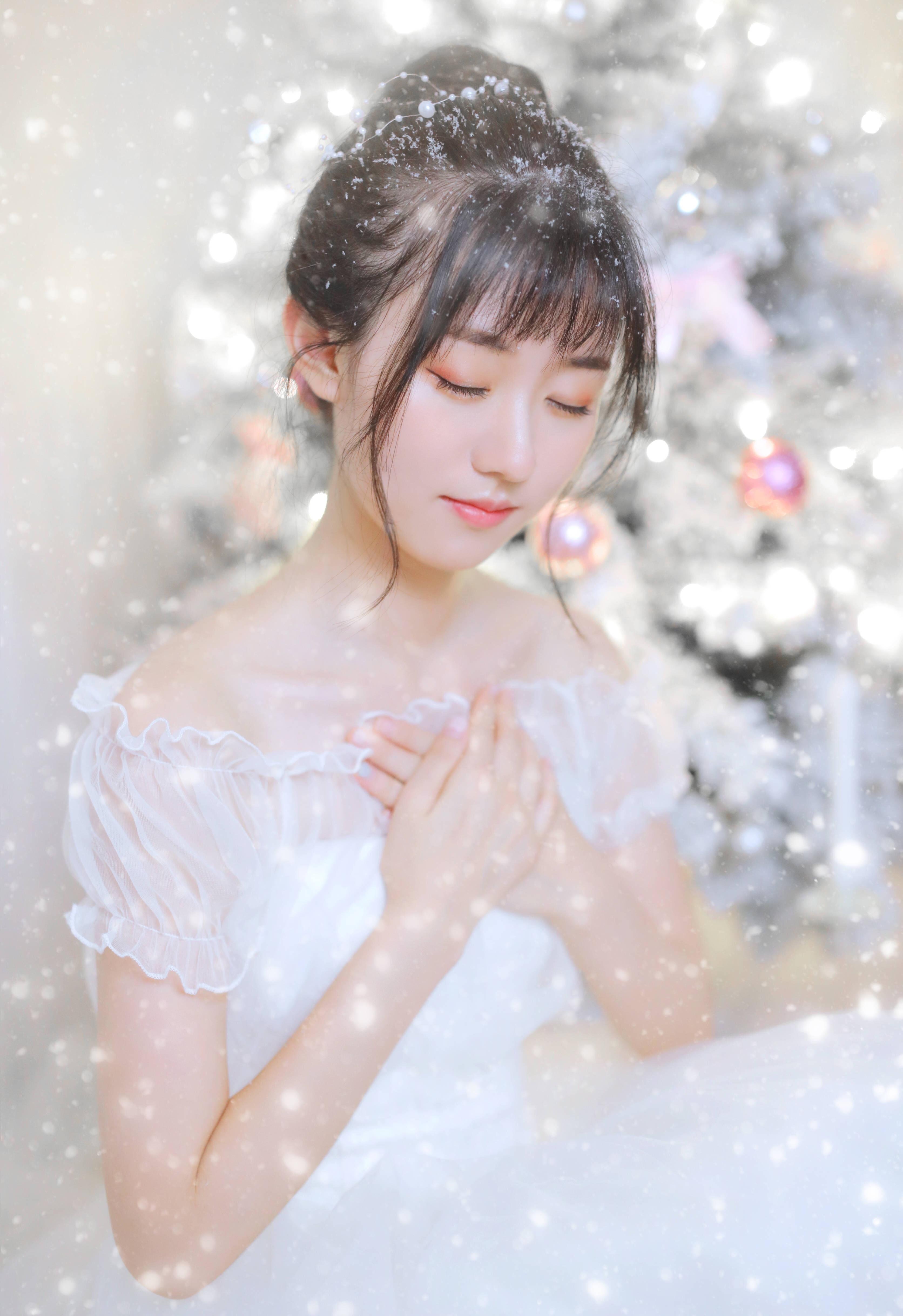 音璇的白色圣诞